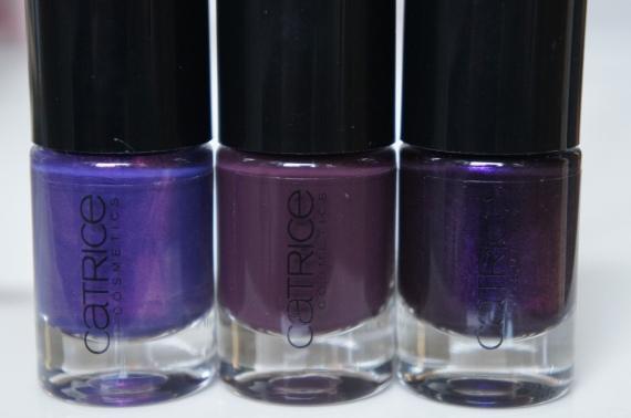 Catrice purples