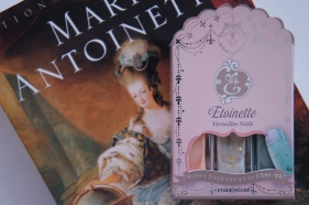 Etoinette Versailles Nails Set 01 Versailles Rose