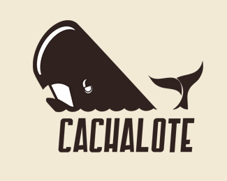 El cachalote - logotipo