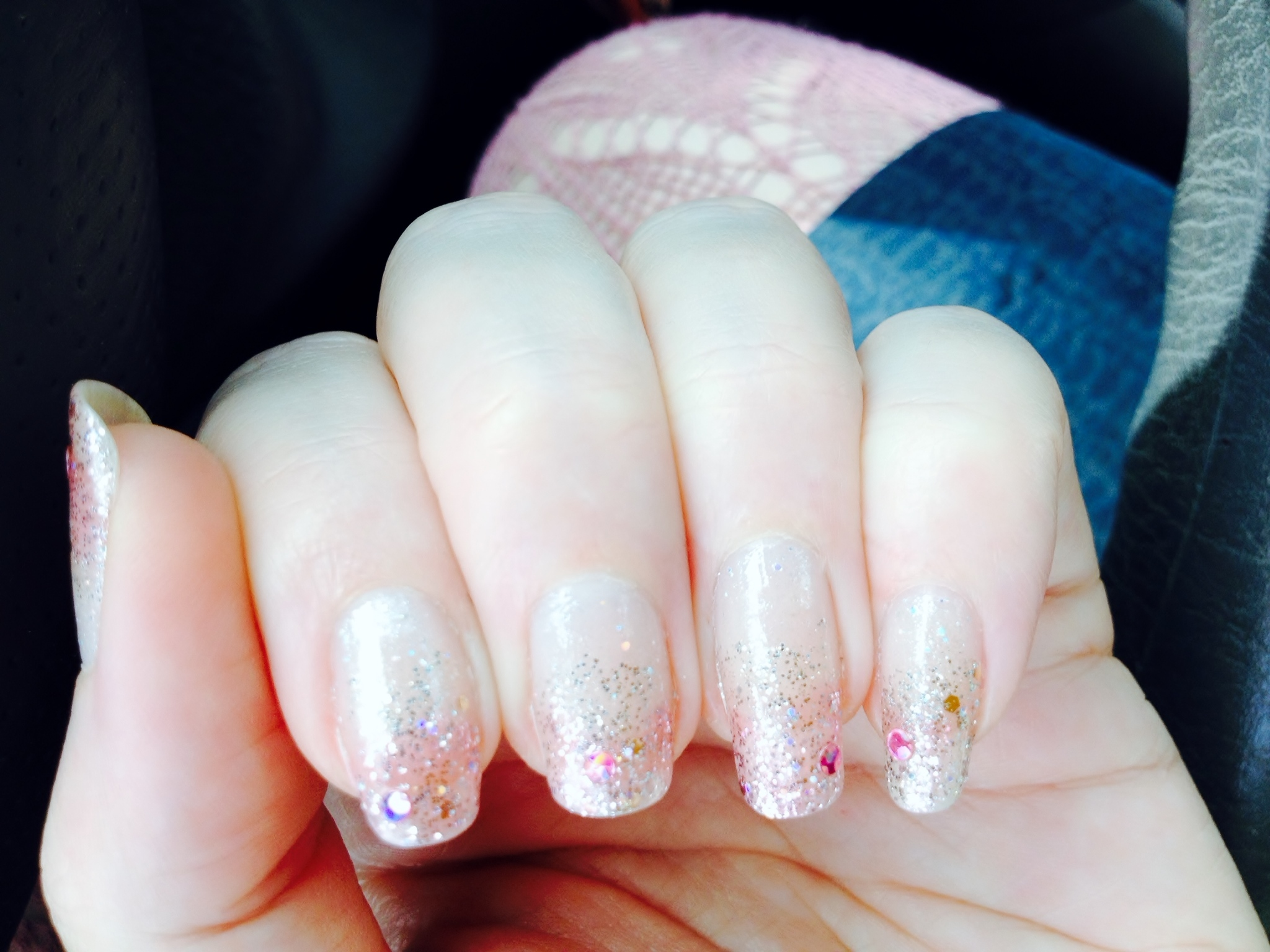 Still sparklin\' with Etude House Wannabe Perfumed Syrup Nails ...